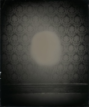 Ben Cauchi  'Dead Time', 2007, Ambrotype, 43 x 36cm, Image © The Artist