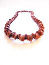 Zoe Jay Verness , knotted neckpiece ,2009