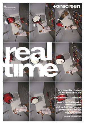 RealTime Magazine Issue 86